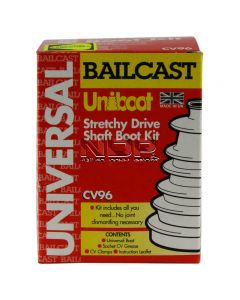 Bailcast Stretchy Drive Shaft Boot Kit - CV Boot Kit