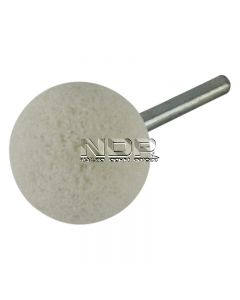 Buffing Stone (Golf Ball Type) - Wheels and Tyres