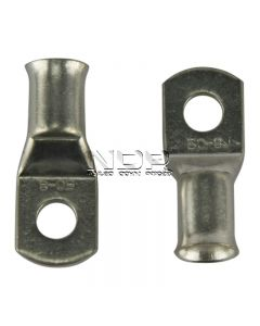 Copper Tube Terminals (Cable Lugs) - 25mm2 x 8mm