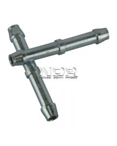 """Pipe Joiners - 1/4"""""""