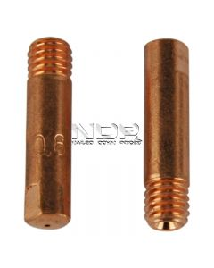 Torch Spares for Mig - No. 15 Type Torches - Tips 0.6mm