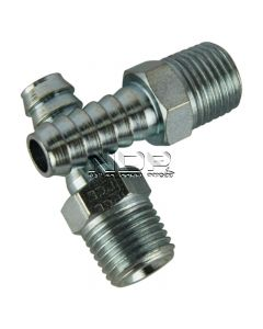 """PCL Male Screwed Tailpieces  - 7.9mm (5/16"""")"""