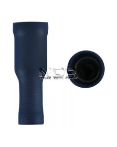 Blue Insulated Terminals - Receptacle Sockets - 5.0mm