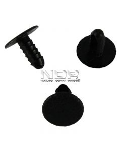 Black Multi-step Trim Buttons - FIX30 - 17 x 15