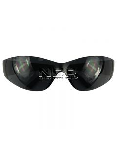 Extremely Lightweight Wraparound Safety Spectacles - 5-3.1 1 FT 0
