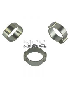 """OETIKER '101 - O-Clips – 2-Ear Clamps - 3/4"""""""