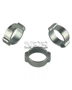 """OETIKER '101 - O-Clips – 2-Ear Clamps - 5/8"""""""