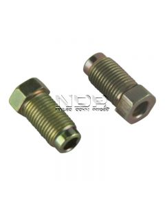 """Male Brake Nuts for 3/16"""" Pipe ¬- Metric - Long"""