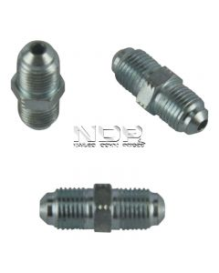 """Brake Tubing Connectors for 3/16"""" Pipe - Male"""